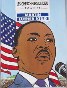 Couverture de l'album Martin Luther King