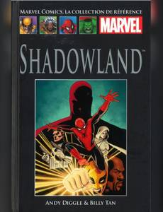 Couverture de l'album Shadowland
