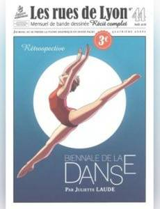 Couverture de l'album Biennale de la Danse
