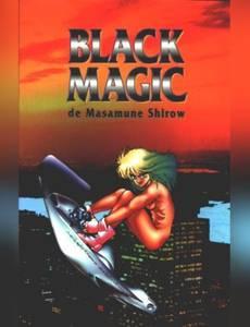 Couverture du premier album de la série Black Magic