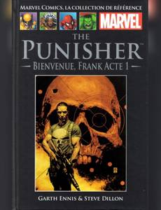 Couverture de l'album The Punisher - Bienvenue Frank Acte 1