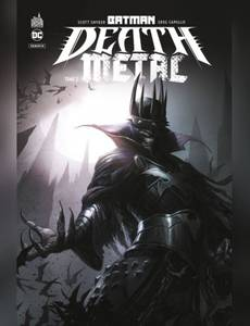 Couverture de l'album Batman - Death metal