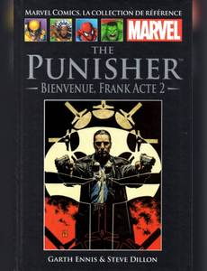 Couverture de l'album The Punisher - Bienvenue Frank Acte 2