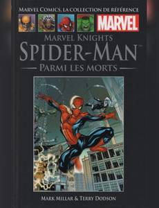 Couverture de l'album Marvel Knights Spider-Man - parmi les Morts