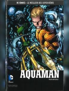 Couverture de l'album Aquaman - Peur Abyssale