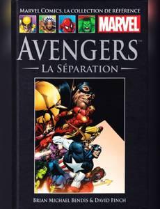 Couverture de l'album Avengers - la Séparation