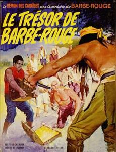 Couverture de l'album Le Trésor de Barbe Rouge