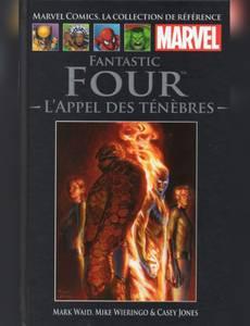Couverture de l'album Fantastic Four - l'Appel des Ténèbres