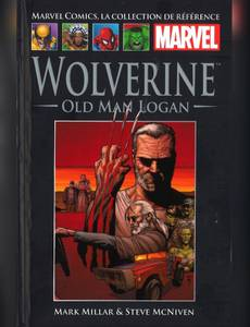 Couverture de l'album Wolverine - Old Man Logan