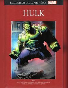 Couverture de l'album Hulk