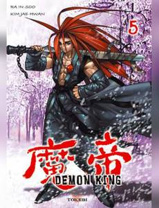 Couverture de l'album Demon King