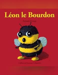 Couverture de l'album Léon le bourdon