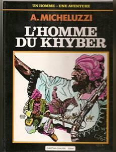 Couverture de l'album L'HOMME DU KHYBER