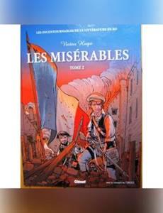 Couverture de l'album Les Misérables T2