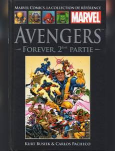 Couverture de l'album Avengers - Forever, 2ème Partie