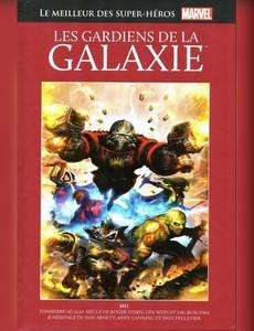 Couverture de l'album Les Gardiens de la Galaxie