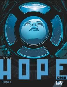 Couverture du premier album de la série Hope One