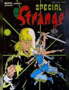Couverture de l'album Special Strange
