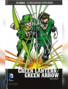 Couverture de l'album Green Lantern - Green Arrow