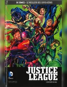 Couverture de l'album Justice League - L'odyssée du Mal