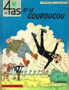 Couverture de l'album Les 4as et le Couroucou