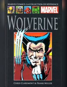 Couverture de l'album Wolverine