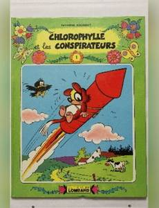 Couverture de l'album Chlorophylle et les conspirateurs