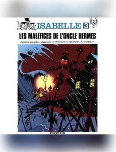 Couverture de l'album Les Maléfices de l'oncle Hermès