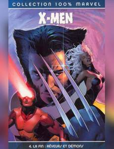 Couverture du premier album de la série X-Men