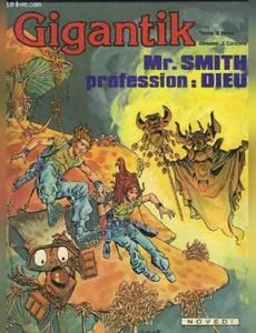Couverture de l'album Mr. Smith profession - Dieu
