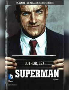Couverture de l'album Superman - Luthors