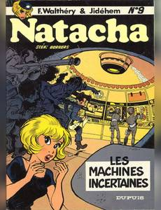 Couverture de l'album Les Machines Incertaines