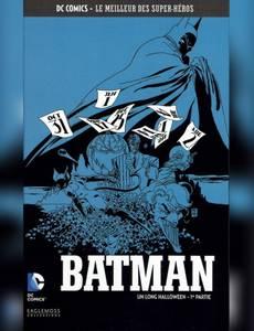Couverture de l'album Batman un Long Halloween T1