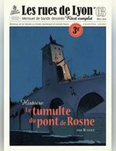 Couverture de l'album Le Tumulte de Pont de Rosne