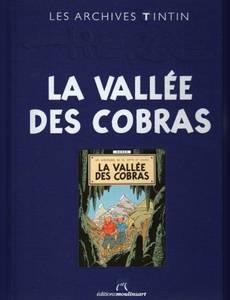 Couverture de l'album La Vallée des Cobras
