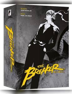 Couverture de l'album The Breaker: New Waves - Partie 2 (tomes 11 à 20) - Coffret Collector Limité