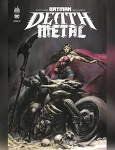 Couverture de l'album Batman - Death metal