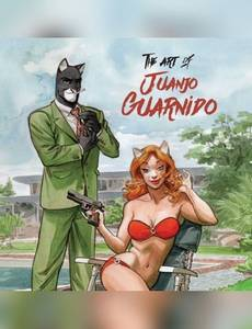 Couverture du premier album de la série The Art of Juanjo Guarnido-Artbook