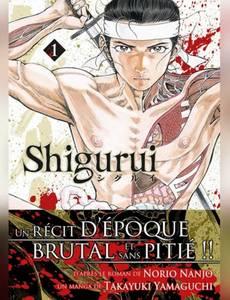 Couverture de l'album Shigurui