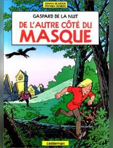 Couverture du premier album de la série Gaspard de la Nuit
