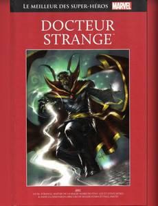 Couverture de l'album Docteur strange