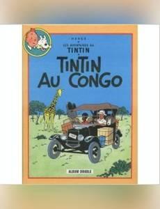 Couverture de l'album Tintin au Congo Suivi de Tintin en Amérique (Les aventures de Tintin)