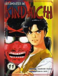 Couverture de l'album Les Enquêtes de Kindaichi, tome 11