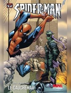Couverture du premier album de la série Spider-Man