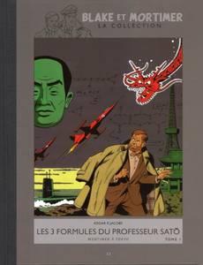 Couverture de l'album Les 3 formules du professeur Sâto T1