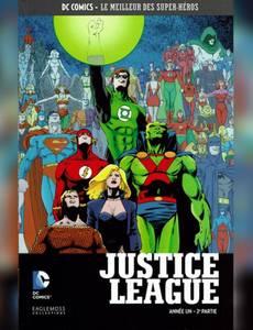 Couverture de l'album Justice League Année Un T2