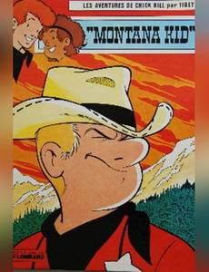 Couverture de l'album Montana kid
