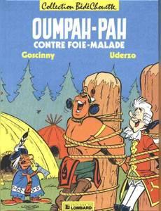 Couverture de l'album Oumpah-Pah Contre Foie-Malade