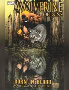 Couverture de l'album Wolverine : Origins - Volume 1