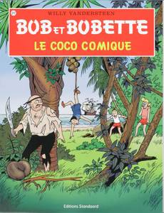 Couverture de l'album Le Coco Comique